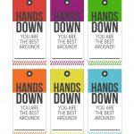 Hands Down Teacher Appreciation Gift   Eighteen25   Free Printable Tags For Teacher Appreciation