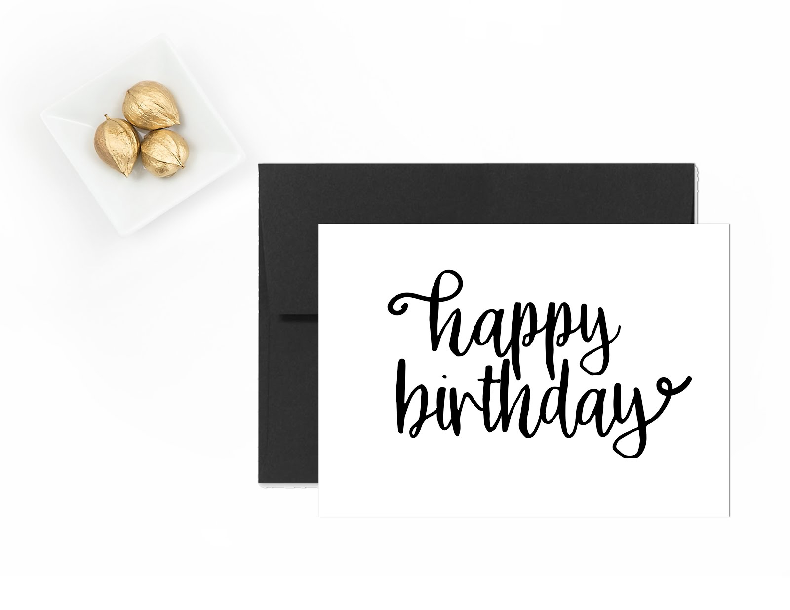 Happy Birthday | Free Printable Greeting Cards - Andree In Wonderland - Free Printable Greeting Cards