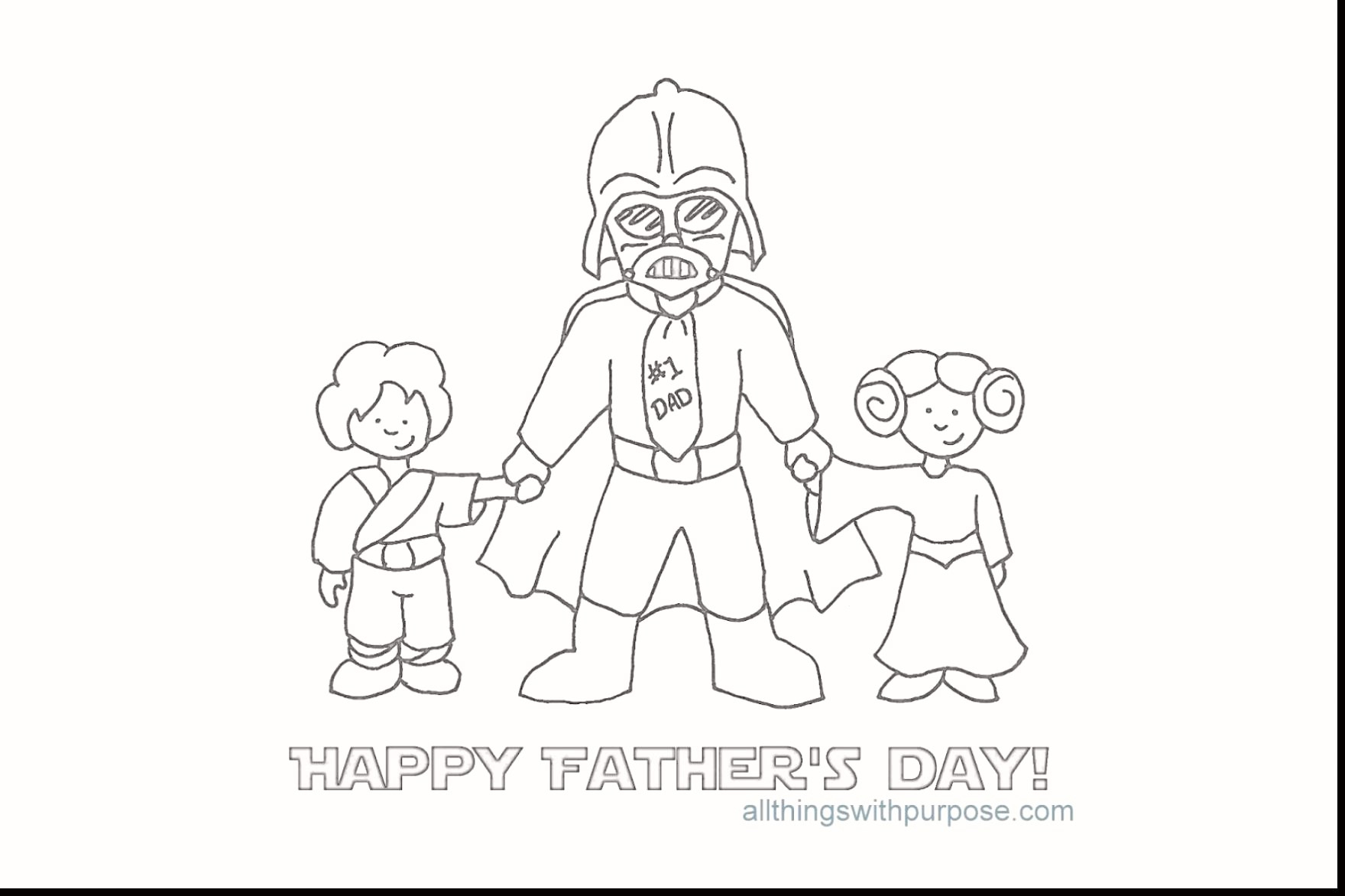 Happy Fathers Day Coloring Pages - Saglik - Free Printable Fathers Day Coloring Pages For Grandpa