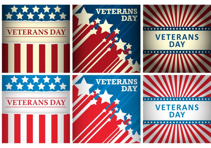 Veterans Day Free Printable Cards