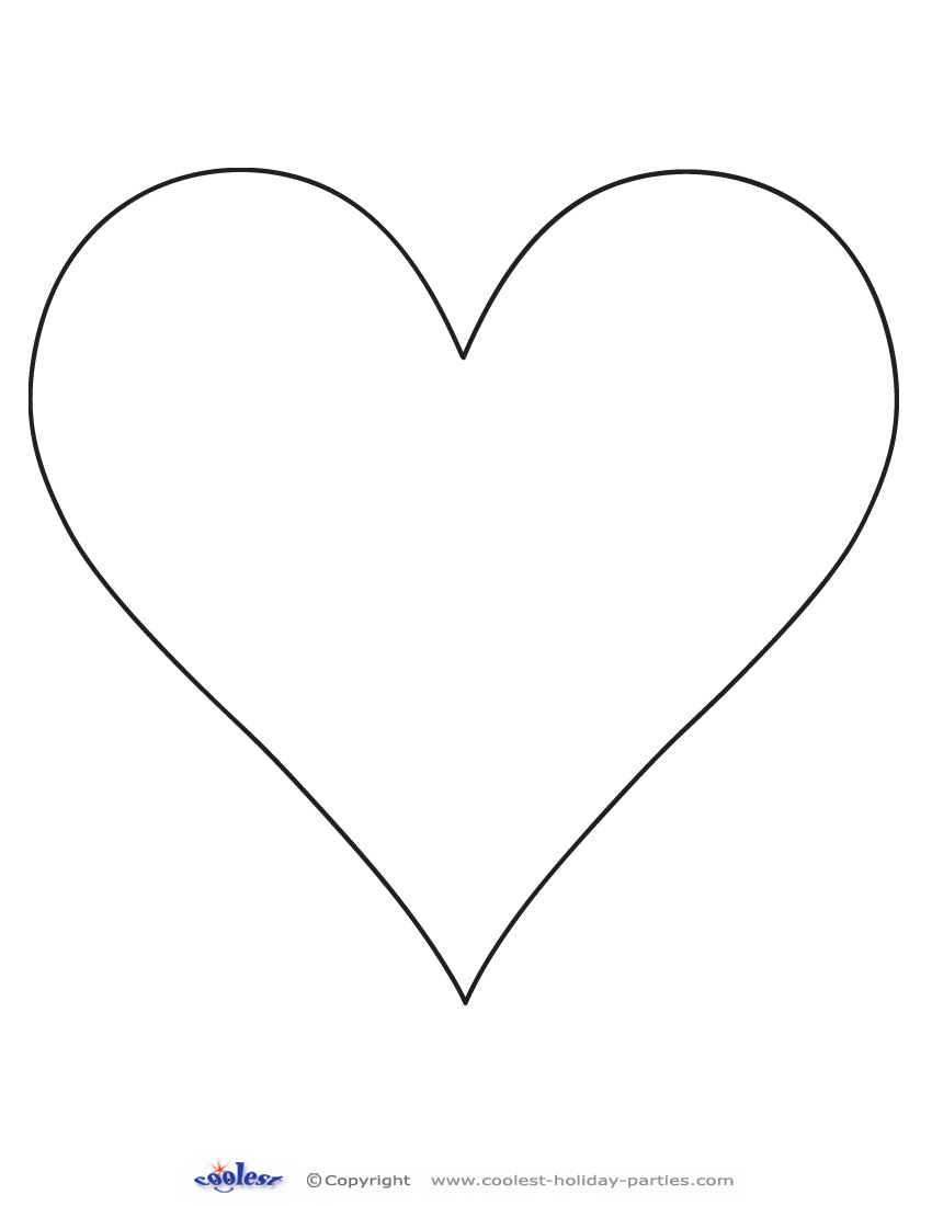 Hearts - Free Printable Heart Designs