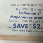 Hellmann's® Coupons (Free)   Hellmann's Mayo Coupons   Free Printable Giant Eagle Coupons
