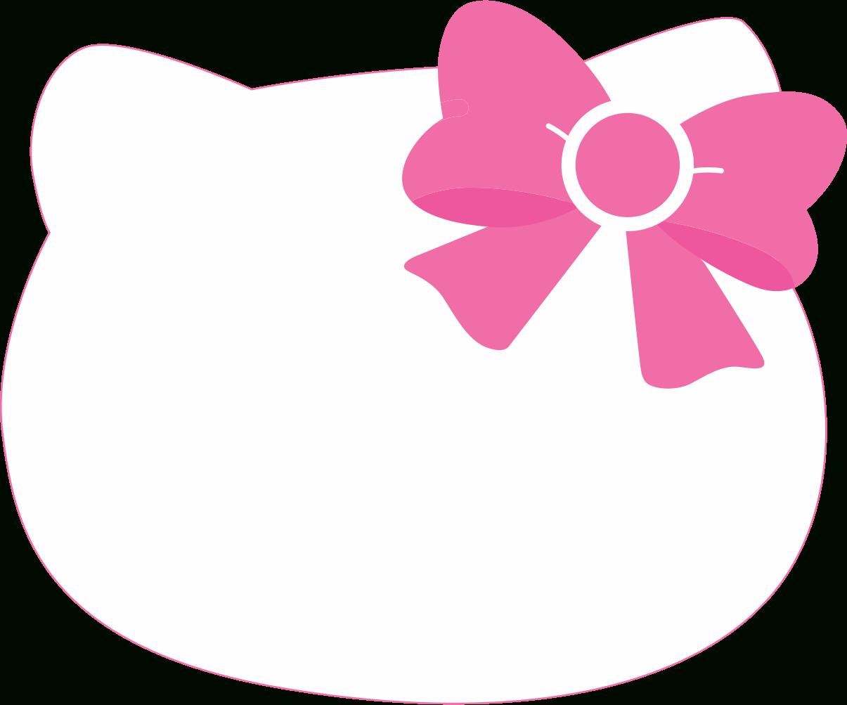 Hello Kitty Free Printable Mini Kit. | Oh My Fiesta! In English - Hello Kitty Labels Printable Free