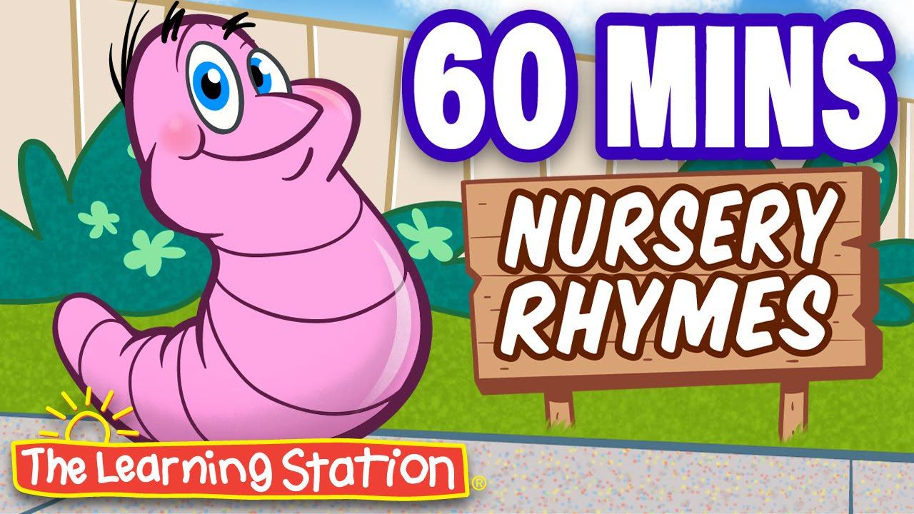 Herman The Worm - Popular Nursery Rhymes Playlist For Children - - Free Printable Nursery Rhymes Songs