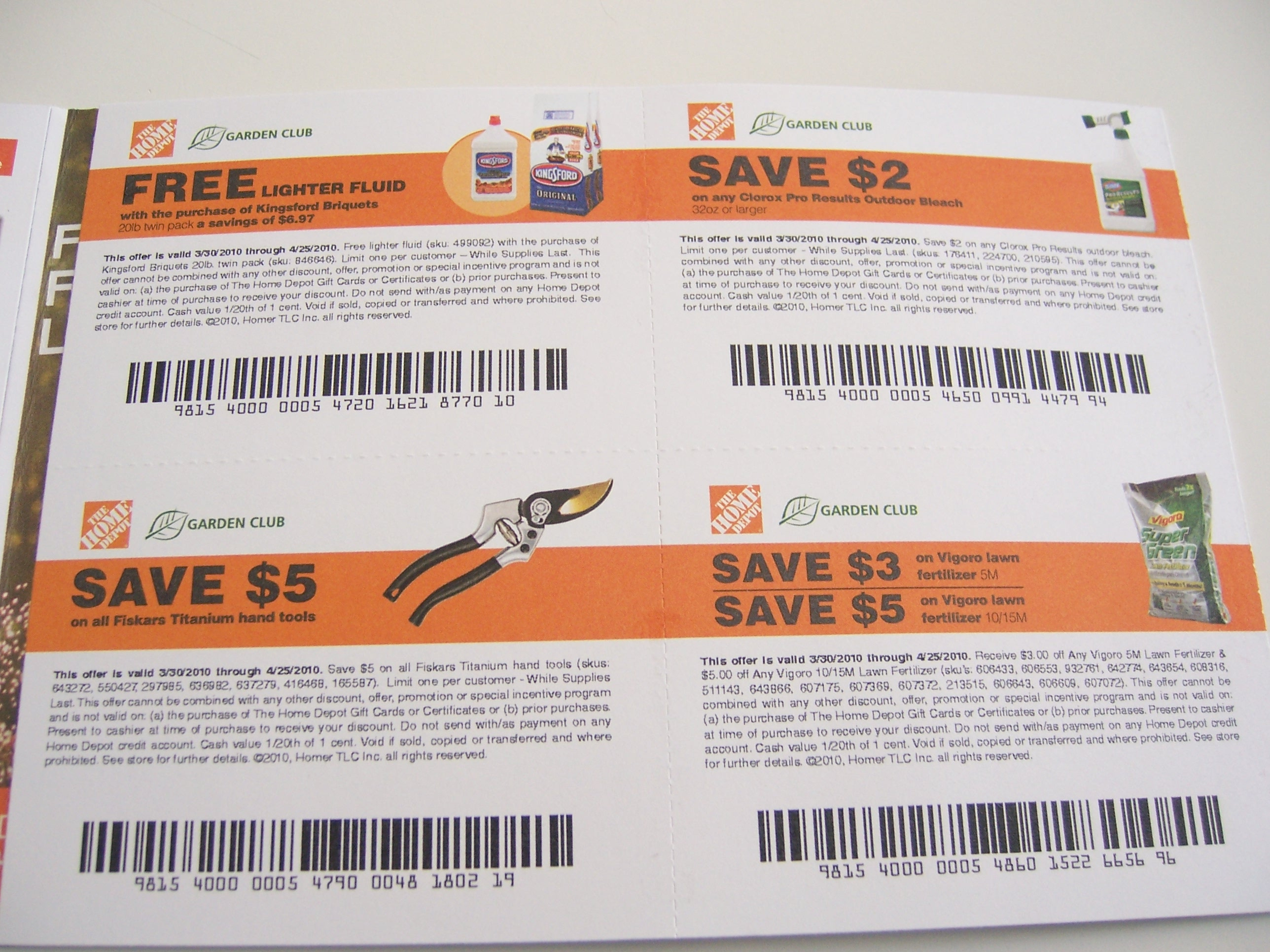 Home-Depot-Coupons-Tools - Free Printable Home Depot Coupons