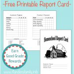 Home School Report Cards   Flanders Family Homelife   Free Printable Grade Cards