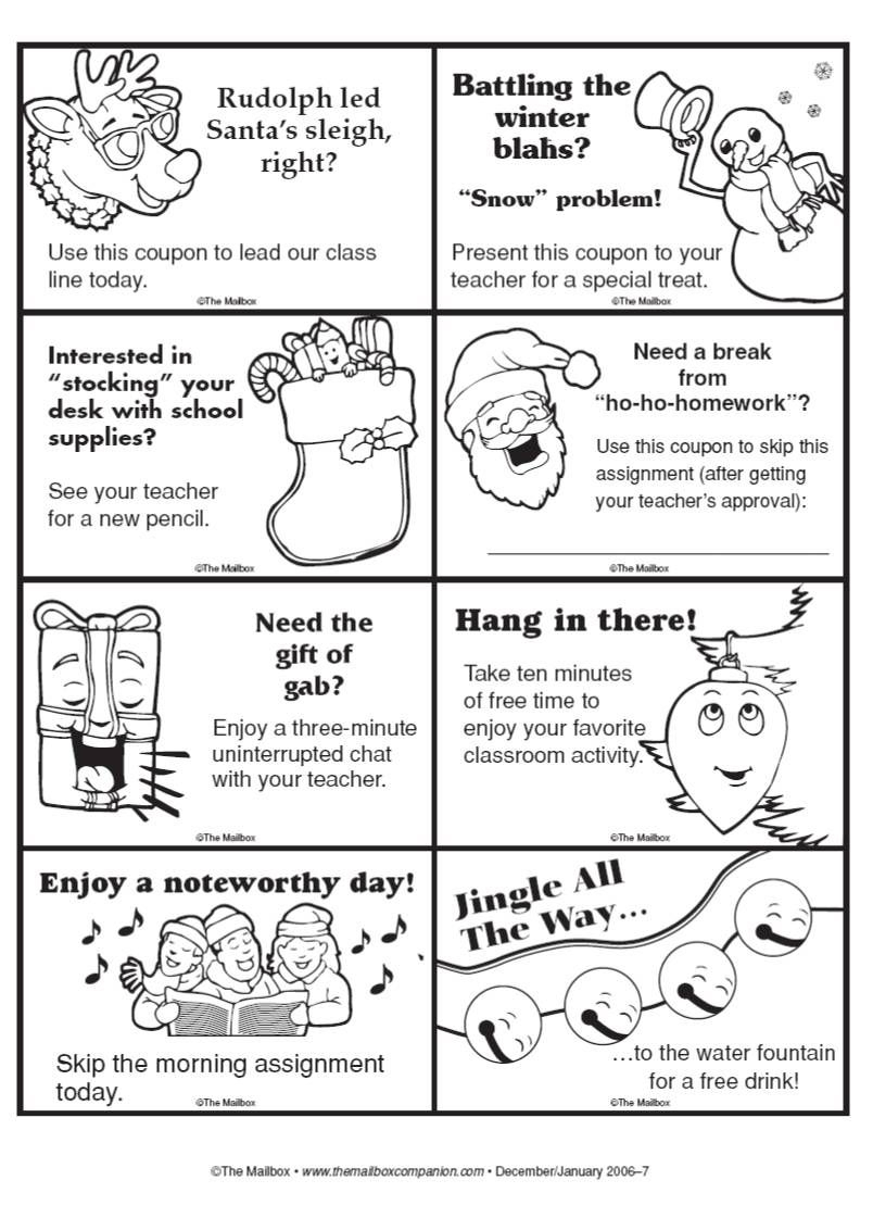 Homework Passes To Print Out | Homework Pass Printables | Teaching - Free Printable Homework Pass Coupon