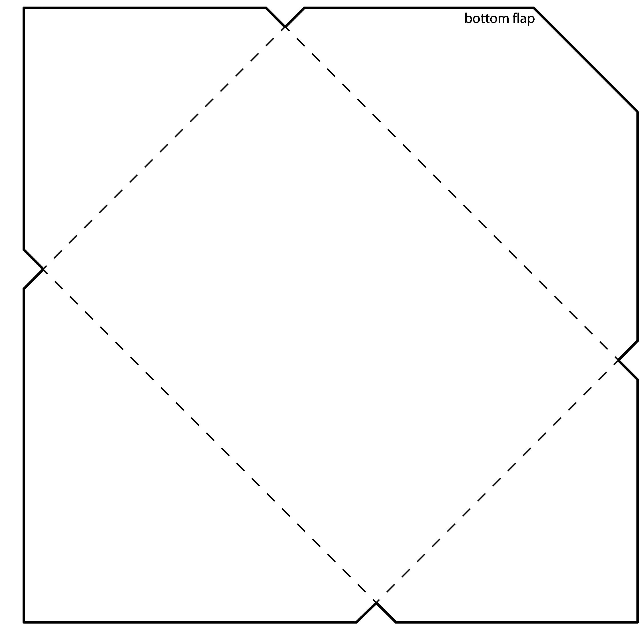 How To Make A C5 Envelope | Ehow Uk | General Interest | 상자, 선물 - Free Printable Envelope Templates