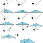 How To Make An Origami Whale Stepstep Instructions | Free   Printable Origami Instructions Free