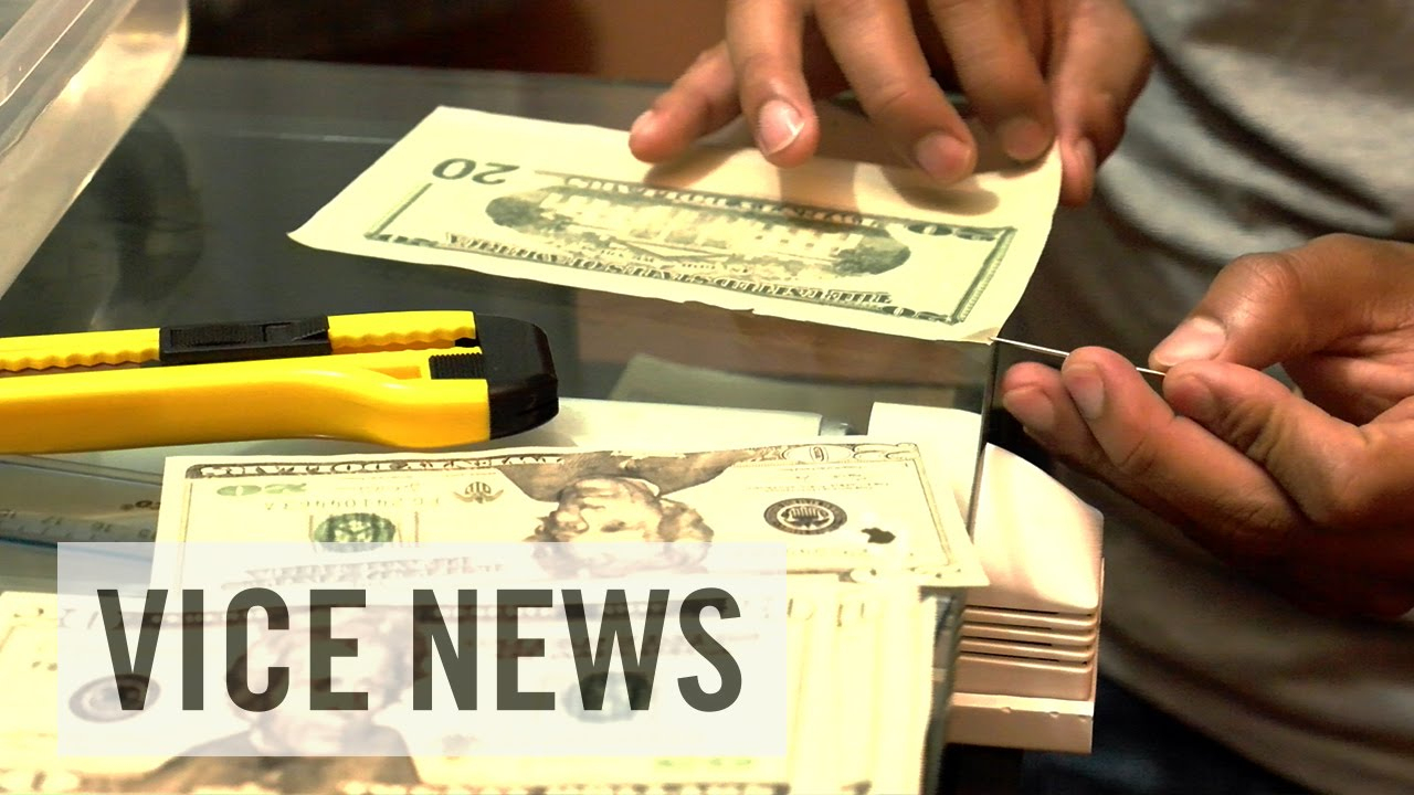 How To Make Fake Bills Look Real - Youtube - Free Printable Fake Money That Looks Real