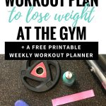 How To Make Your Own Workout Plan [Printable] | Workouts | Pinterest   Free Printable Gym Workout Plans