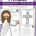 Huge List Of Easter Printables For Preschool To 2Nd Grade!   Mamas   Free Printable Easter Worksheets For 3Rd Grade