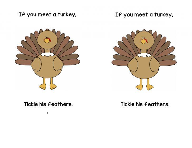 Thanksgiving Printable Books Free