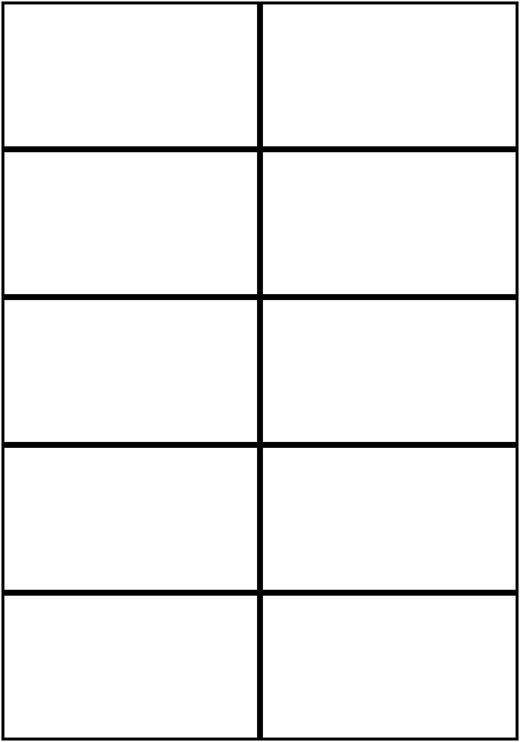 Image Result For Flashcards Template Word | Worksheets | Printable - Free Printable Business Cards