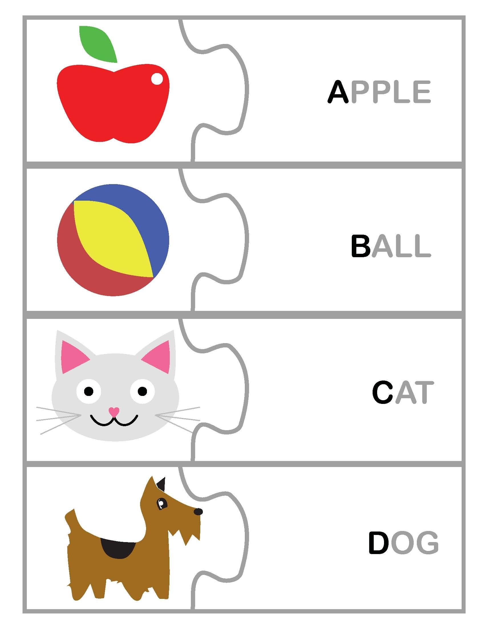 Inspirational Printable Matching Games For Kindergarten   Fun Worksheet - Free Printable Toddler Matching Games