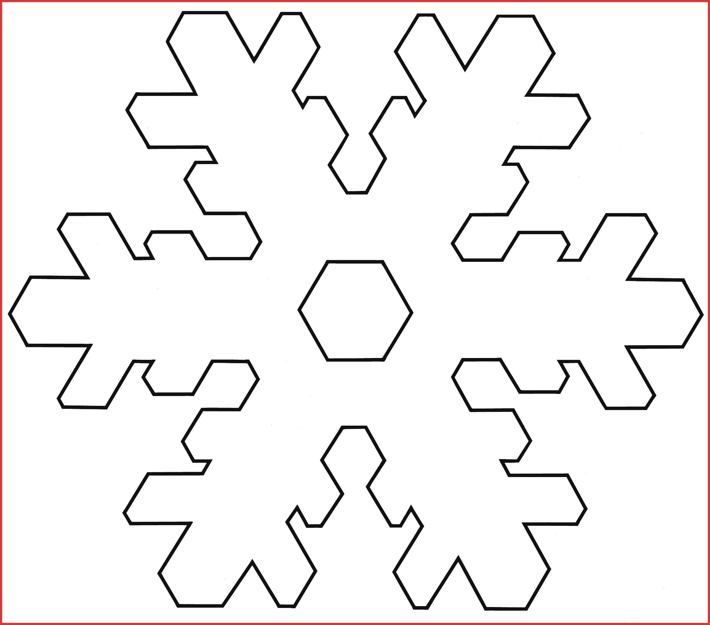 Inspirational Printable Snowflakes | Cobble Usa - Free Printable Snowflake Patterns