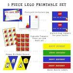 Invitation. Lego Party Invitations Printable Free   Cybersilva   Lego Party Invitations Printable Free