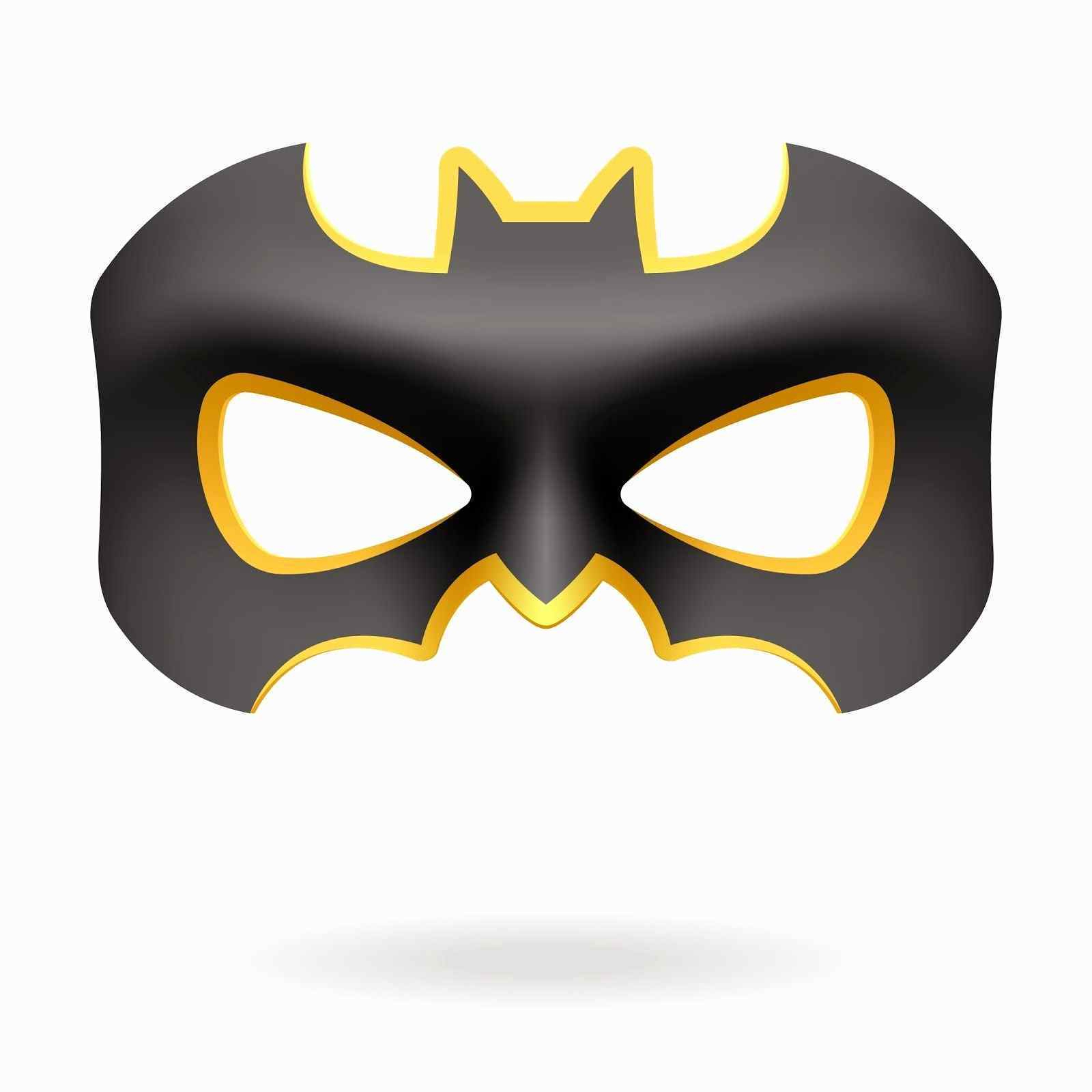 Iron Man Face Mask Template Elegant Batman And Batgirl Free - Free Printable Ironman Mask