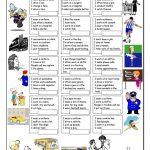 Job Riddles (1)   Easy Worksheet   Free Esl Printable Worksheets   Free Printable Riddles