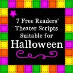 Kbkonnected Clips: 7 Free Readers' Theater Scripts For Halloween   Free Printable Readers Theater Scripts 3Rd Grade