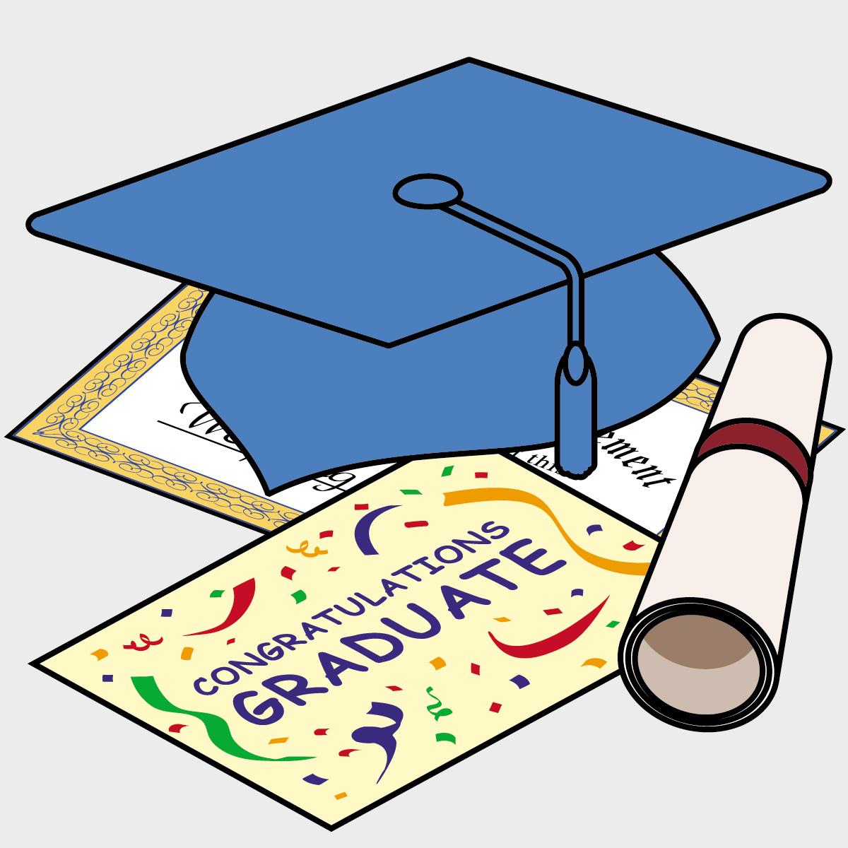 Kindergarten Graduation Clipart   Clipart Panda - Free Clipart Images - Free Printable Kindergarten Graduation Clipart