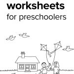 Kindergarten Math Worksheets: And 3 More Makes | Free Educational   Toddler Learning Activities Printable Free