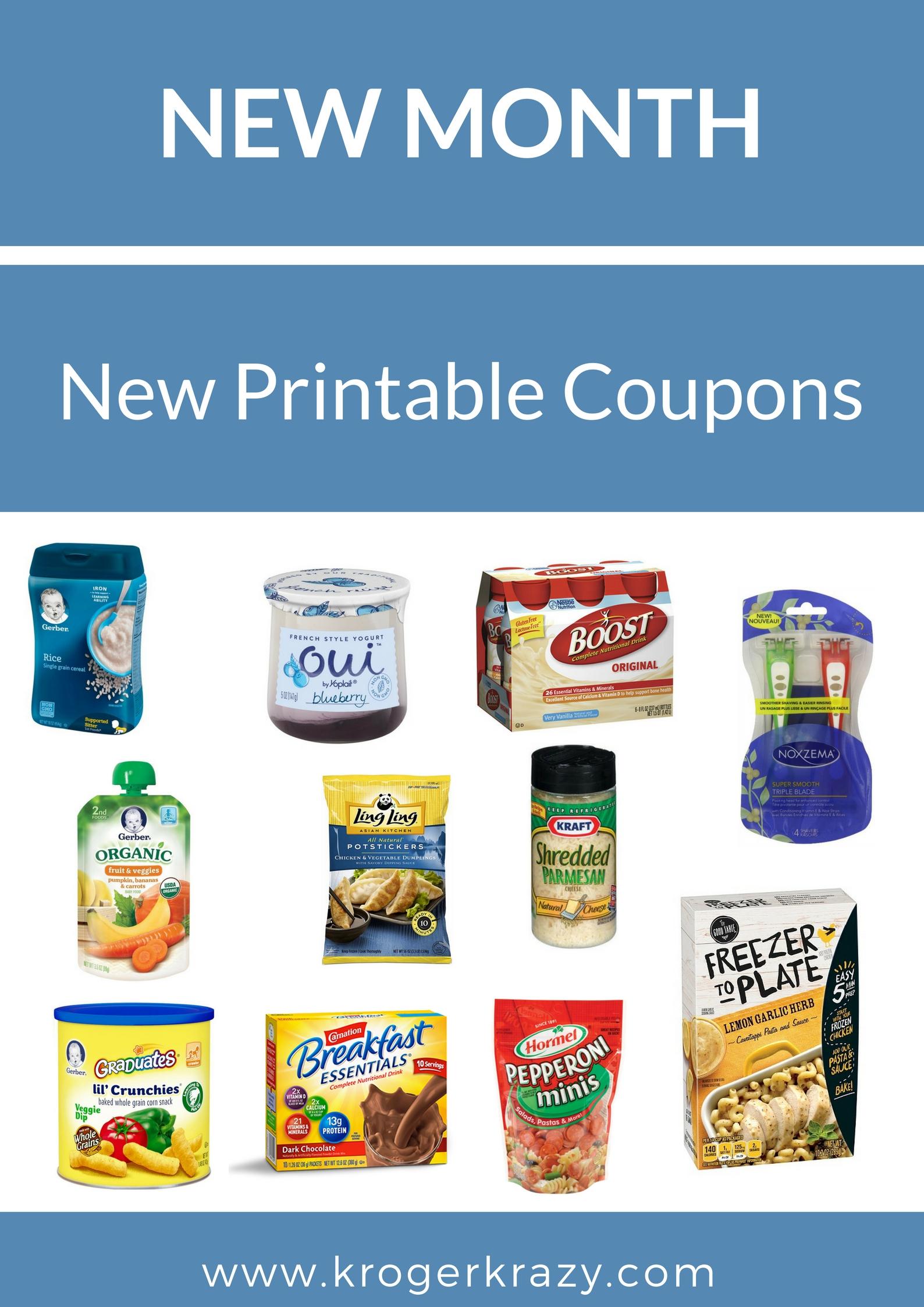 Kraft Food Coupons Printable | Download Them And Try To Solve - Free Printable Kraft Food Coupons