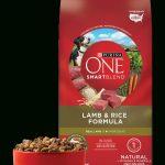 Lamb & Rice Natural Adult Dog Food | Purina One®   Free Printable Coupons For Purina One Dog Food