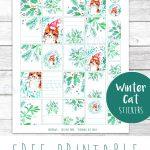 Last Minute Diy: Free Printable Gift Tags, Stickers & Cards — Evydraws   Diy Gift Tags Free Printable