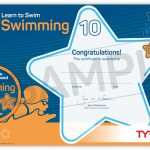 Learn To Swim Stages 8 10 | Swim England Learn To Swim Programme   Free Printable Swimming Certificates For Kids