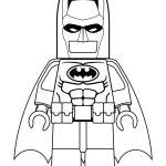 Lego Batman To Print   Lego Batman Kids Coloring Pages   Free Printable Batman Coloring Pages