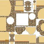 Leopard Prints: Free Printable Invitation. | Birthday Party Ideas   Free Printable Animal Print Birthday Invitations