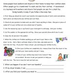Life Skills Worksheets – Karyaqq.club   Free Printable Life Skills Worksheets For Adults