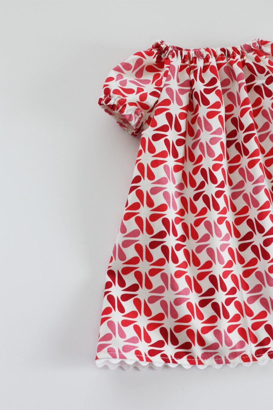 Little Peasant Dress   Sewing Patterns   Pinterest   Toddler Dress - Free Printable Toddler Dress Patterns