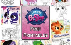 Littlest Pet Shop Free Printables, Coloring Pages And Activities – Littlest Pet Shop Invitations Printable Free