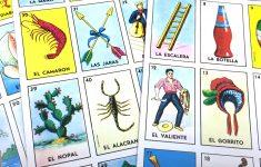 Free Printable Loteria Game