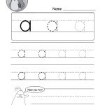 Lowercase Letter Tracing Worksheets (Free Printables)   Doozy Moo   Free Printable Alphabet Letters Upper And Lower Case