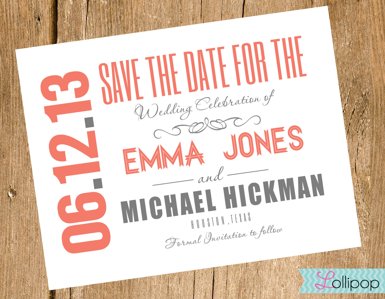 Lpc Save The Date Luxury Free Printable Save The Date Invitation - Free Printable Save The Date Invitation Templates