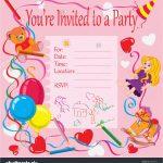 Make Birthday Invitations Online Free Printable Make Your Own   Make Your Own Birthday Party Invitations Free Printable