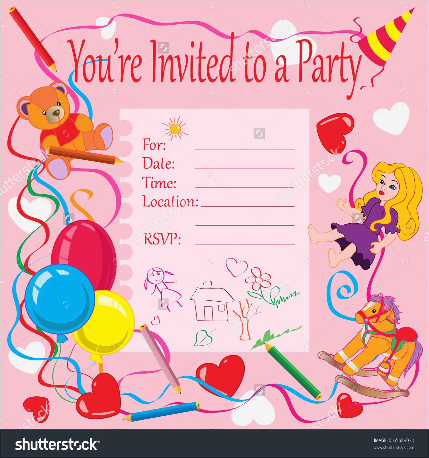 Make Birthday Invitations Online Free Printable Make Your Own - Make Your Own Birthday Party Invitations Free Printable