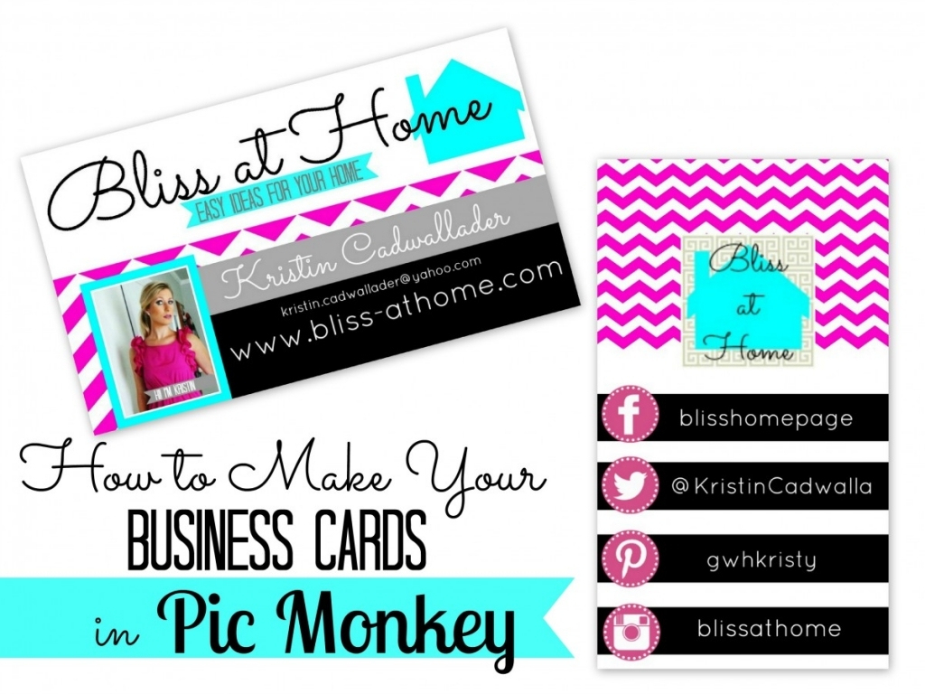 Make My Own Business Cards - Business Card Tips - Make Your Own Business Cards Free Printable