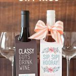 Make Your Own Custom Wine Labels For Free | Wedding Stuff   Free Printable Wine Labels