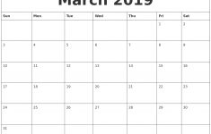 Free Printable March Activities