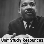 Martin Luther King, Jr. Unit Study Resources With Free Worksheets   Free Printable Martin Luther King Jr Worksheets