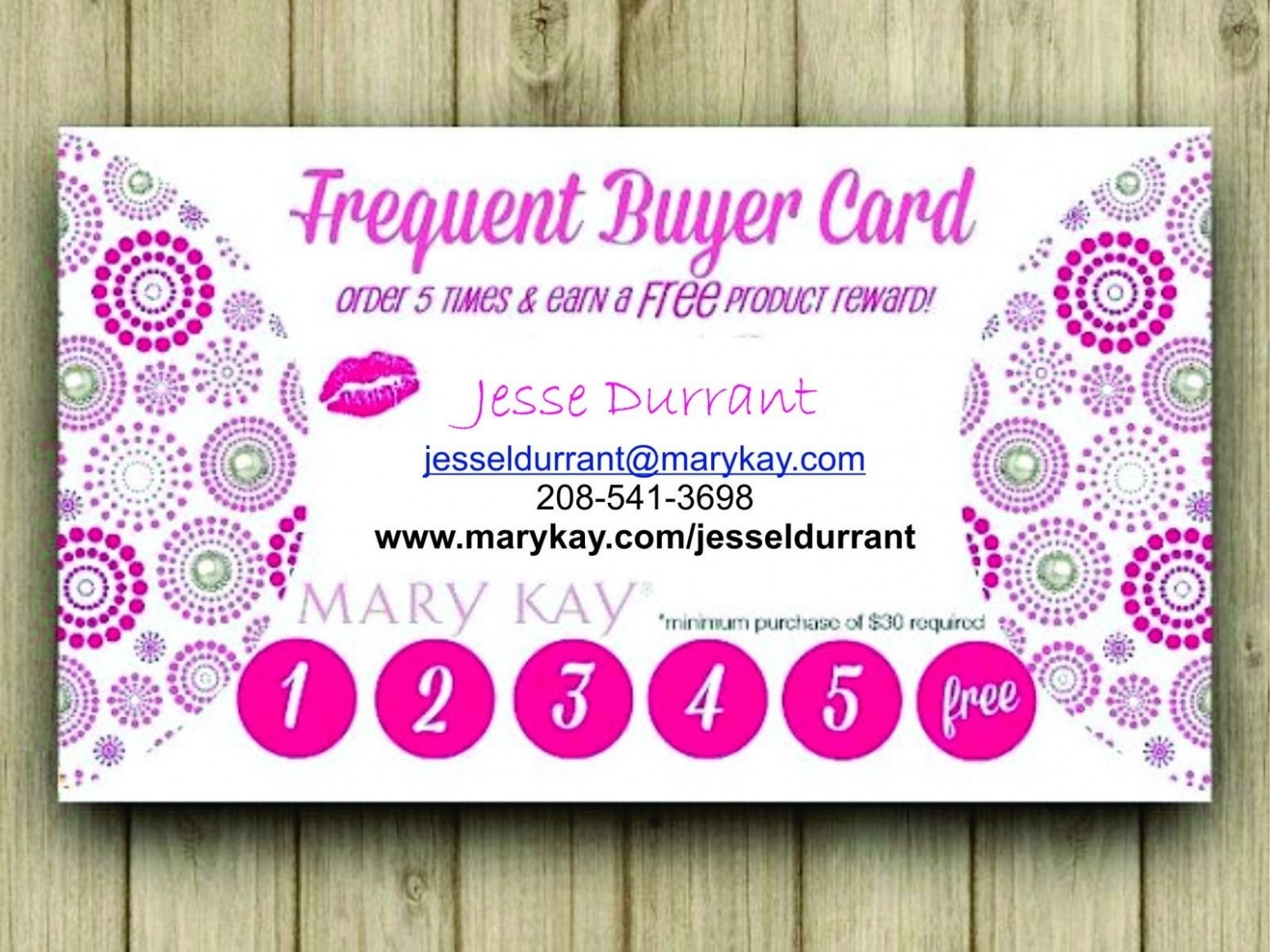 Mary Kay Business Cards Malaysia | Business Cards - Free Printable Mary Kay Business Cards