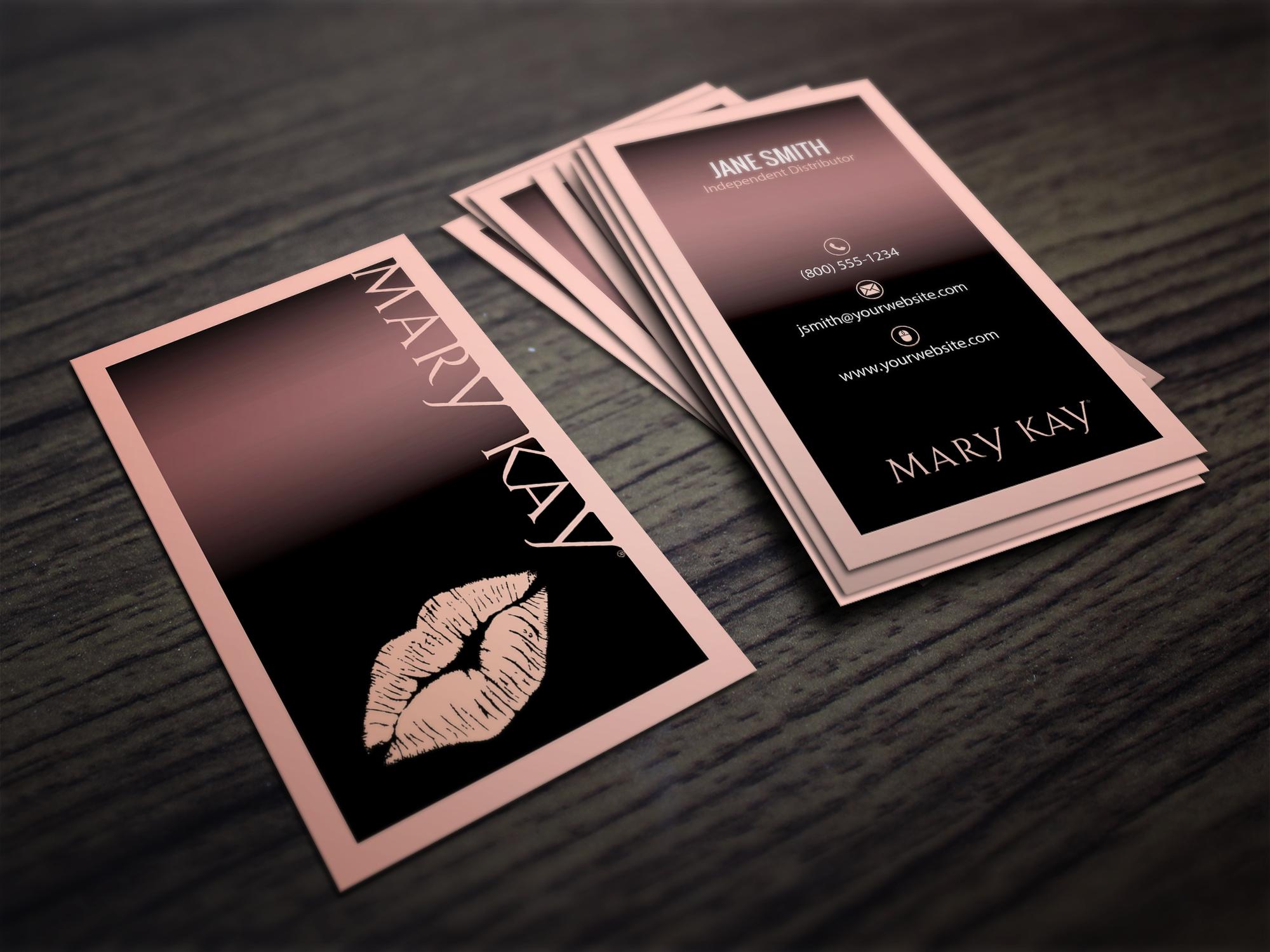 Mary Kay Business Cards | Mary Kay | Pinterest | Mary Kay, Mary Kay - Free Printable Mary Kay Business Cards