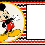 Mickey Mouse 1St Birthday | Desserts Cookies | Pinterest | Mickey   Free Printable Mickey Mouse Invitations