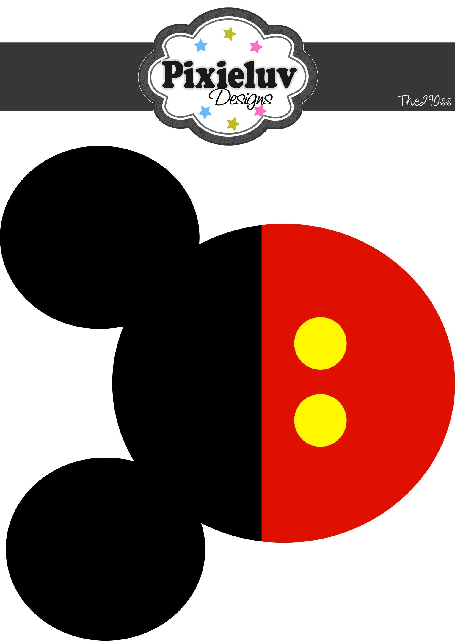 Mickey Mouse Birthday Banner Free Printables.i Am Sure I Could - Free Printable Mickey Mouse Template