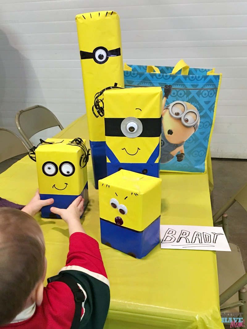 Minion Birthday Party Food Ideas & Free Printable Minions Food Signs - Free Printable Minion Food Labels