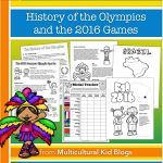 Mommy Maestra: Comprehensive Summer Games Unit & Free Printable   Free Printable Summer Games